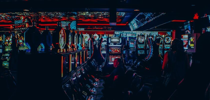 Top Tips to Get Bigger Profits at Online Slot Machines