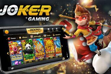 4 Game Slot Online Terbaik Joker Gaming
